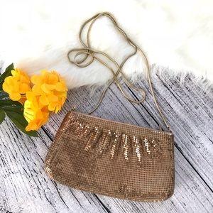 HILLARD & HANSON Mesh Vintage Handbag 00485